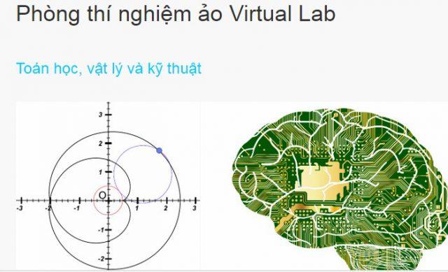 Phòng thí nghiệm ảo